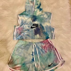 Other - Tie Dye 2-Piece Outfits